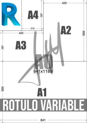 Rotulo variable para REVIT
